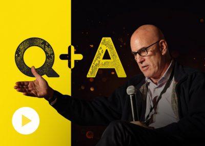 Don Sloane: Q+A
