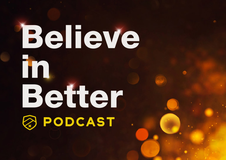The Believe in Better Podcast Intro: How to fix health care in America